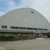 体育館外観
